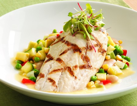 McCormick & Schmick's - Seasonal Striped Bass