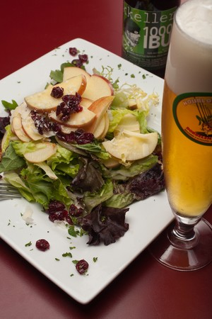 SD TapRoom - Apple Cranberry Salad
