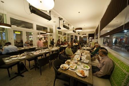 Onami-TORA - extra dining area