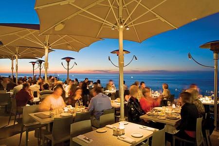 George's Ocean Terrace - Ocean Terrace