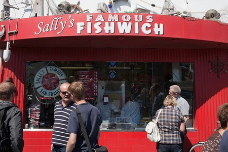 Sally's Famous Fishwich - Sally's Famous Fishwich