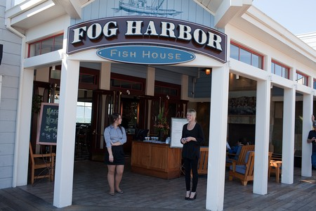Fog Harbor Fish House - Fog Harbor Fish House