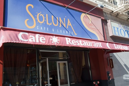 Soluna Cafe & Lounge - Soluna Cafe & Lounge