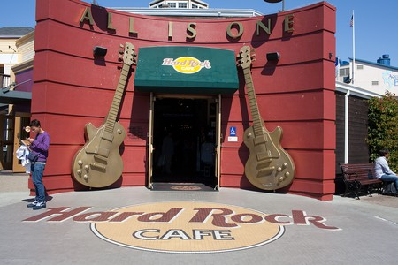 Hard Rock Cafe - Hard Rock Cafe