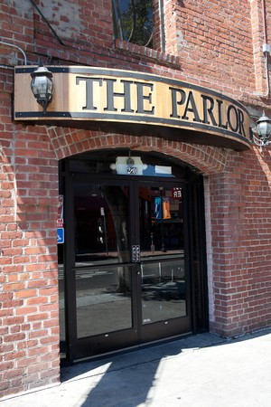 The Parlor - The Parlor