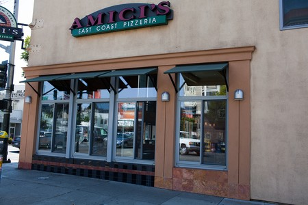 Amici's East Coast Pizzeria - Amici's East Coast Pizzeria