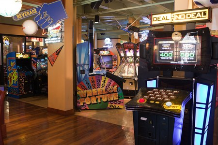 Players Arcade and Sports Grill - Player's Arcade and Sports Grill