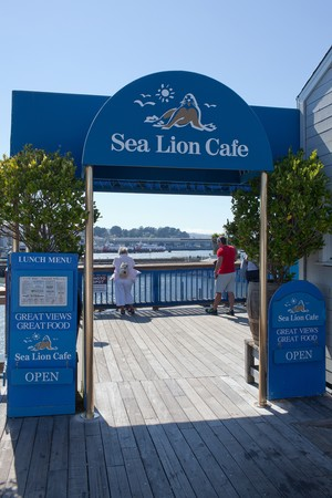 Sea Lion Cafe - Sea Lion Cafe