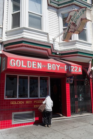 Golden Boy Pizza - Golden Boy Pizza