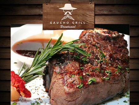 Gaucho Grill - Brentwood - steak