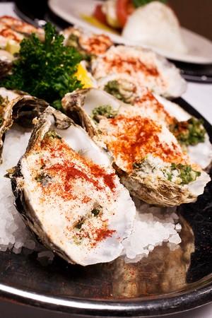 De Medici - Oysters