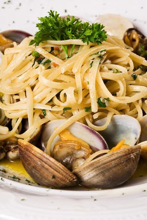 De Medici - Pasta with Clams