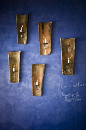 Bleu Boheme - Candles