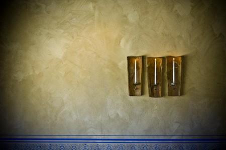 Bleu Boheme - Wall Accents