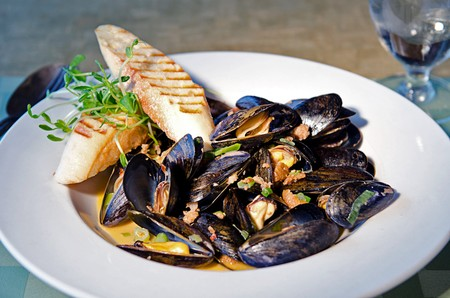World Cafe Live - Mussels