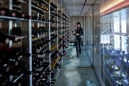 TWIST by Pierre Gagnaire - Wine Cellar