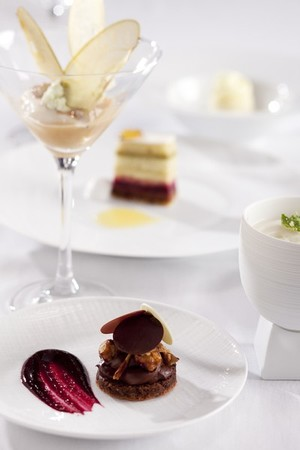 TWIST by Pierre Gagnaire - Grand Dessert