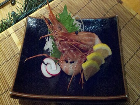 Wa Dining Okan - Shrimp
