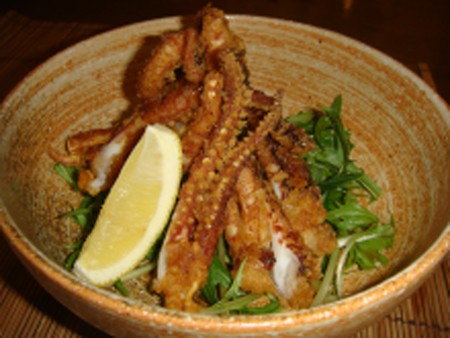 Wa Dining Okan - Fried Seafood