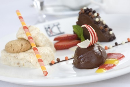 BiCE Ristorante - Dessert Trio