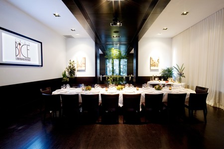 BiCE Ristorante - Milano Room Executive Table