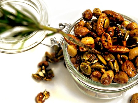 Vintana Wine + Dine - Spicy nuts mixture