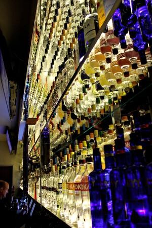 Vintana Wine + Dine - Vodka Bar