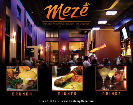 Meze Greek Fusion - Meze Cafe & Grill