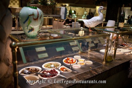 Le Village Buffet At Paris Las Vegas Restaurant Info And
