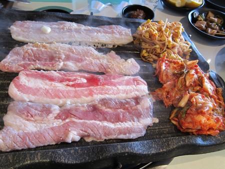 Palsaik Samgyupsal Korean Bbq Pork Bbq