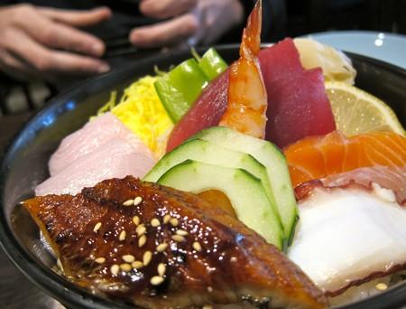 Sushi Ota - Chrirashi Sushi Bowl