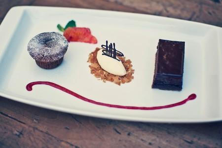 La Villa Restaurant & Bar - Dessert Trio