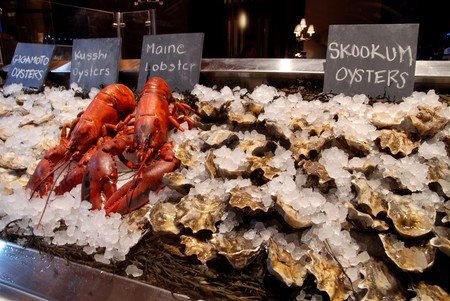 Morels French Steakhouse & Bistro - Fresh Lobster and Oysters