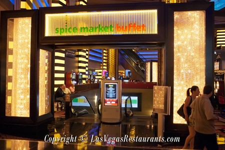 Spice Market Buffet at Planet Hollywood - Spice Market Buffet at Planet Hollywood
