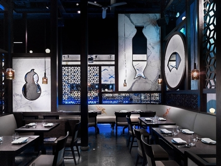 Hakkasan - Main Dining Room