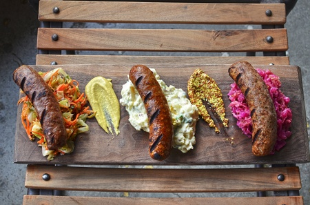 Draft Republic - Sausage Sampler