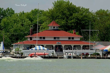 Buckeye Lake Yacht Club -