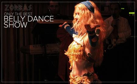 Zorbas Greek Buffet - Belly Dance Show