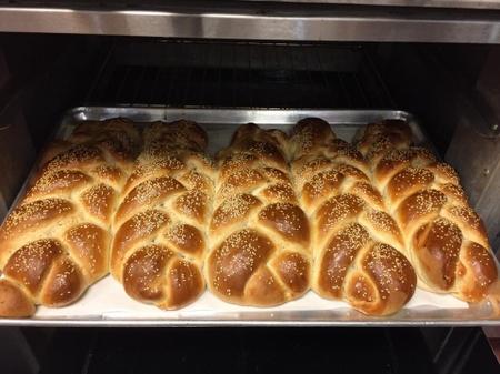Osi's Kitchen - Challah Bread