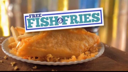 Long John Silver's LLC - Seafood dinner - Fish and chips