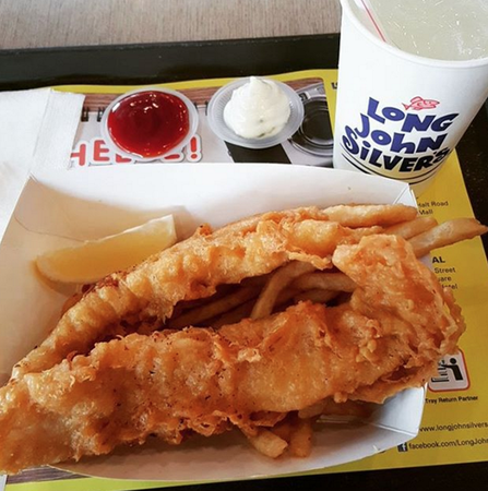 Long John Silver's LLC - Seafood specials - Family Meals