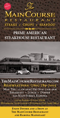 The MainCourse Restaurant - THE MAIN COURSE