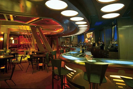 AirLock 9 - Quark's Bar & Grill