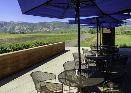The Brinton Bistro - The Patio