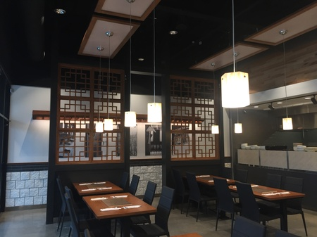 Suji's Korean Grill - Dining Room