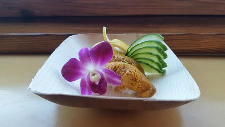 Fish Pit - Uni Nigiri
