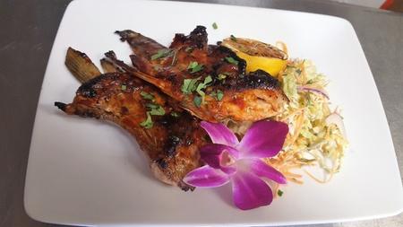 Fish Pit - Kama Wings