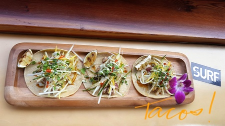 Fish Pit - Tuna Tacos