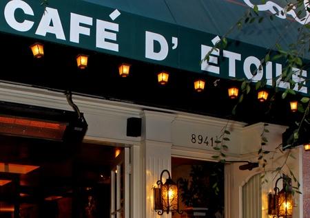 Cafe D' Etoile - Cafe D' Etoile