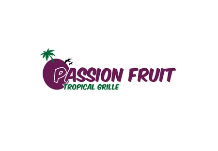Passion Fruit Tropical Grille  - Logo